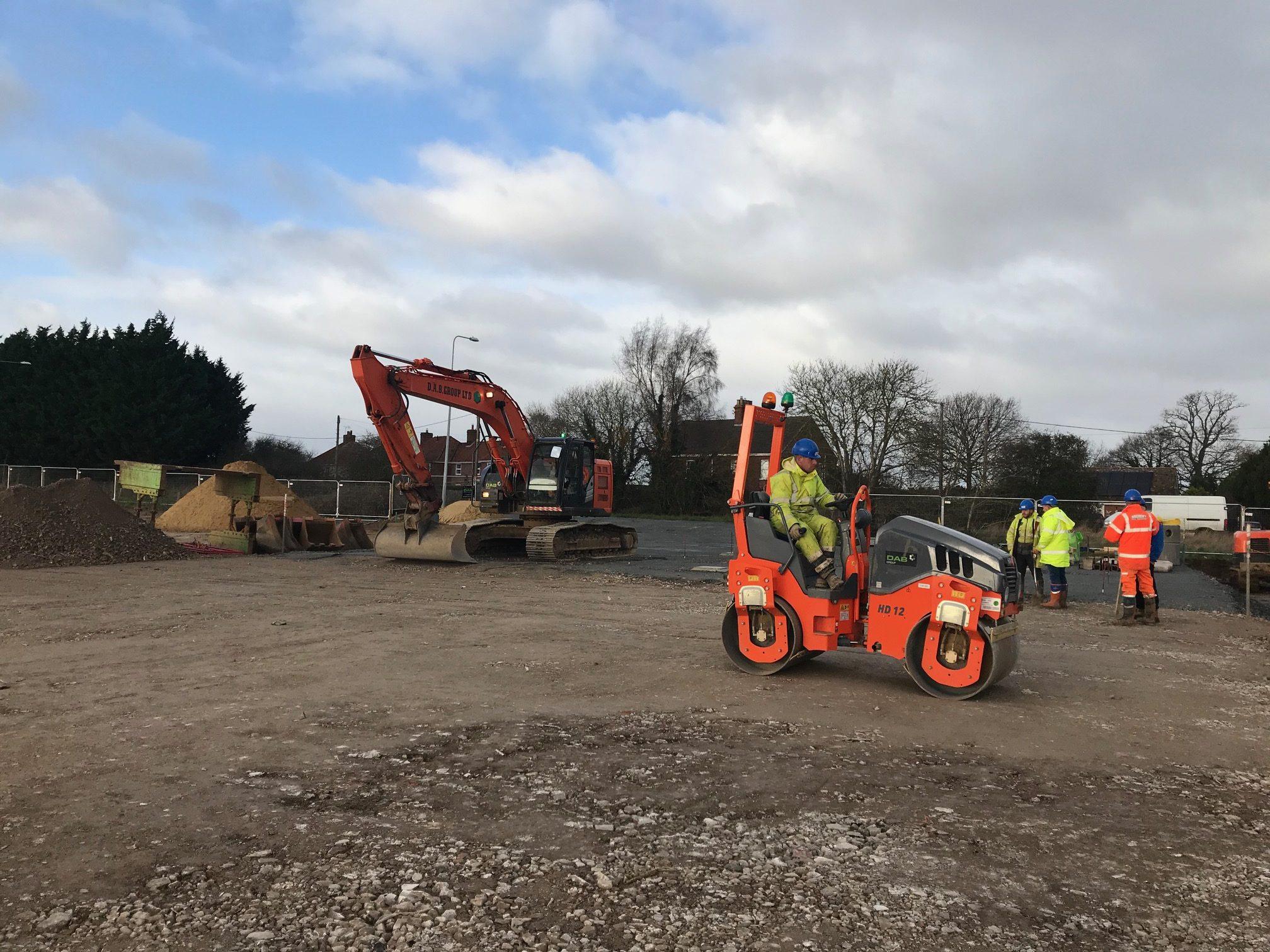 Wymondham Development Secured