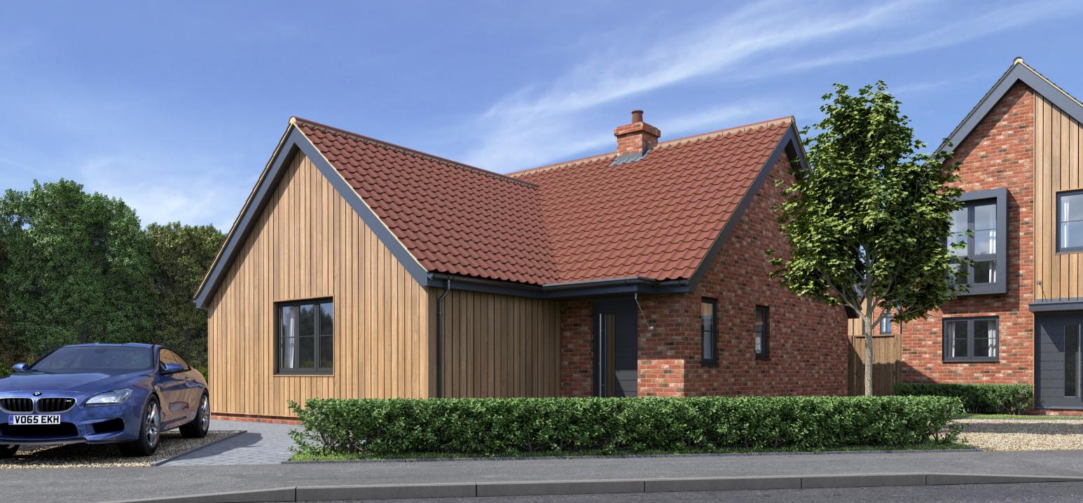 Ruby Homes – Great Finborough Development